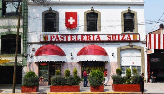 Patelería Suiza