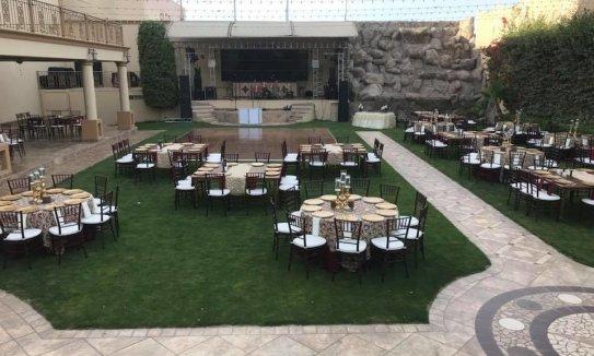 Jardin Versalles - Torreón