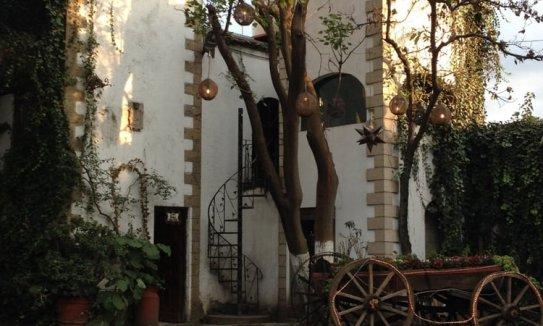 Hacienda San Nicolás Tolentino
