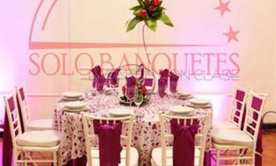 Solo Banquetes